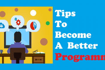 Become a better programmer